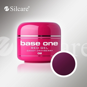 Base One Red 02 Candy Cranberry 5g