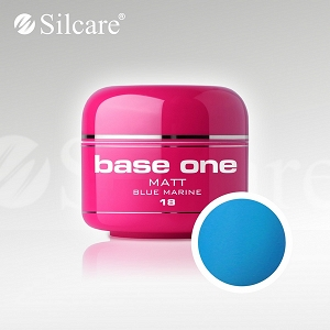 Base One Matt 18 Blue Marine 5g