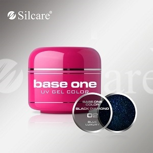 Base One Black Diamond 02 Blue Luxury 5g