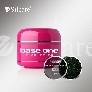 Base One Black Diamond 03 Green Jewel 5g