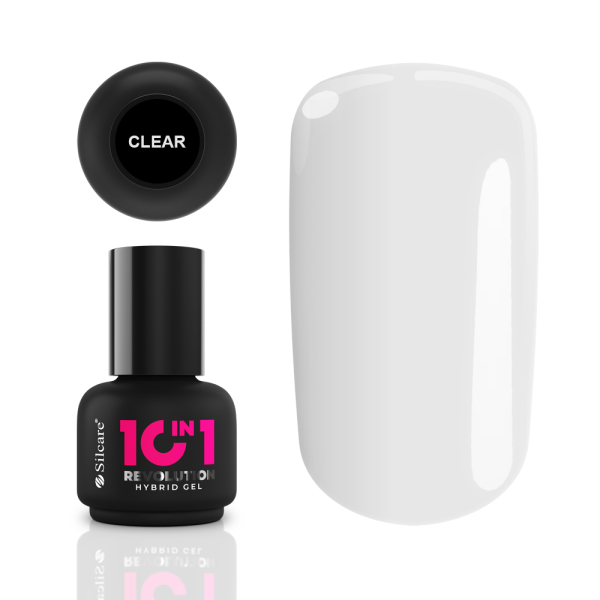 10in1 Revolution Hybrid Gel CLEAR, 15ml
