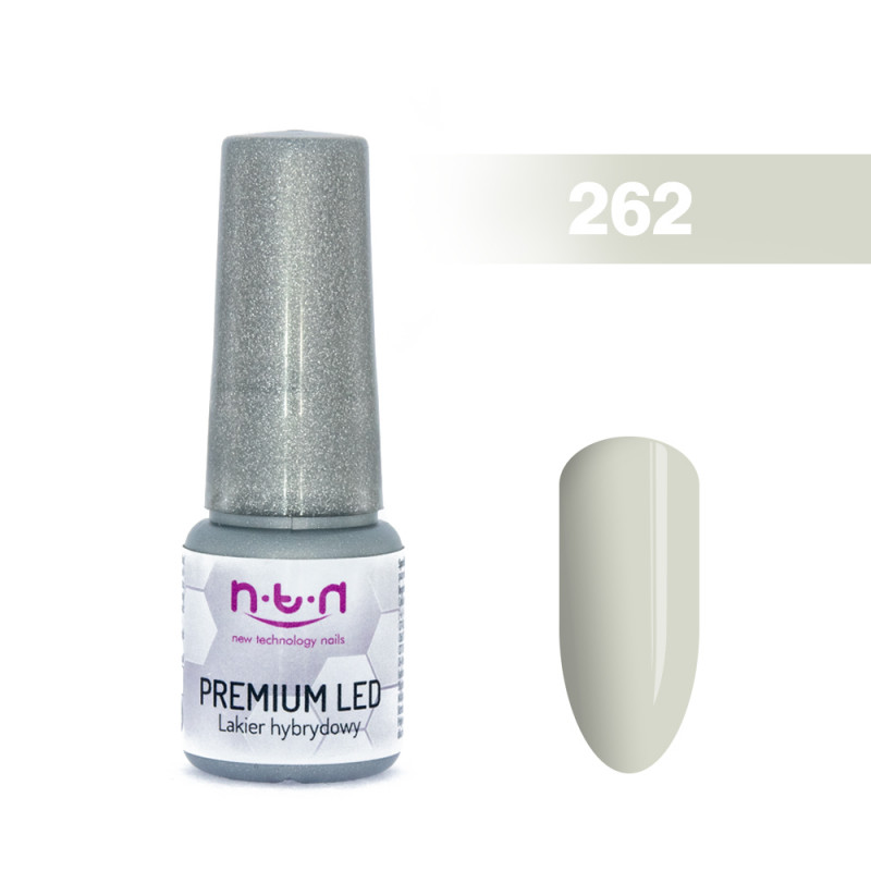 Gél lak NTN PREMIUM LED 6ml - 262