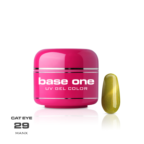 Base One Cat Eye 5g, 29 - Manx