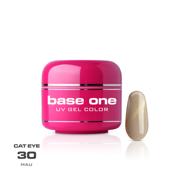 Base One Cat Eye 5g, 30 - Mau
