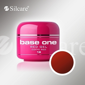 Base One Red 16 Cofee Red 5g