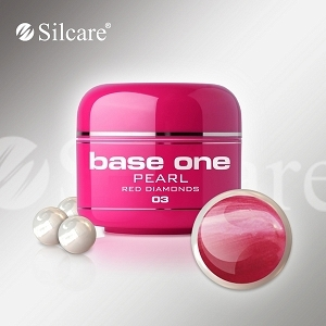Base One Pearl 03 Red Diamonds 5g