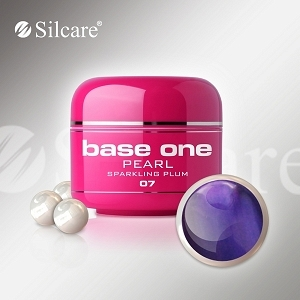 Base One Pearl 07 Sparkling Plum 5g