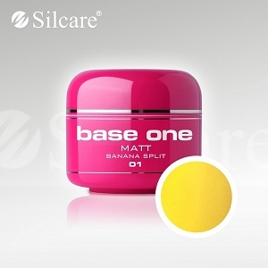 Base One Matt 01 Banan Split 5g