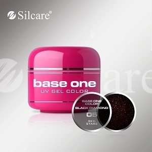 Base One Black Diamond 05 Red Stars 5g