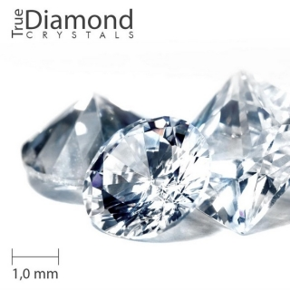 Diamond Crystals 1mm - 1000ks