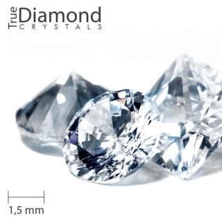 Diamond Crystals 1,5mm - 1000ks