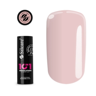 10in1 Revolution Hybrid Gel AIRLESS - Light PINK, 15ml